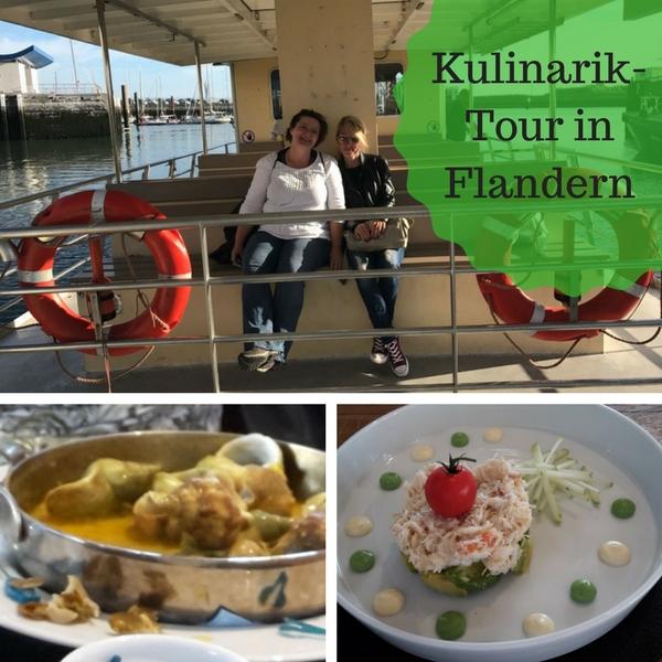 Das Bild zeigt eine Collage von Bildern aus unserer Kulinarik-Tour