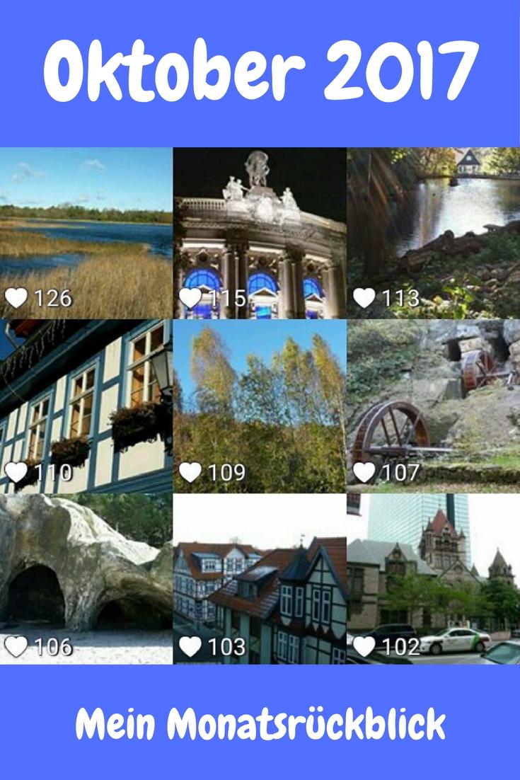 Magst Du Rückblicke? Ich mache jeden Monat einen Rückblick, welche Reisebilder auf meinem Instagram-Account am besten ankamen. Schau' hier, welches die Favoriten im Oktober waren.