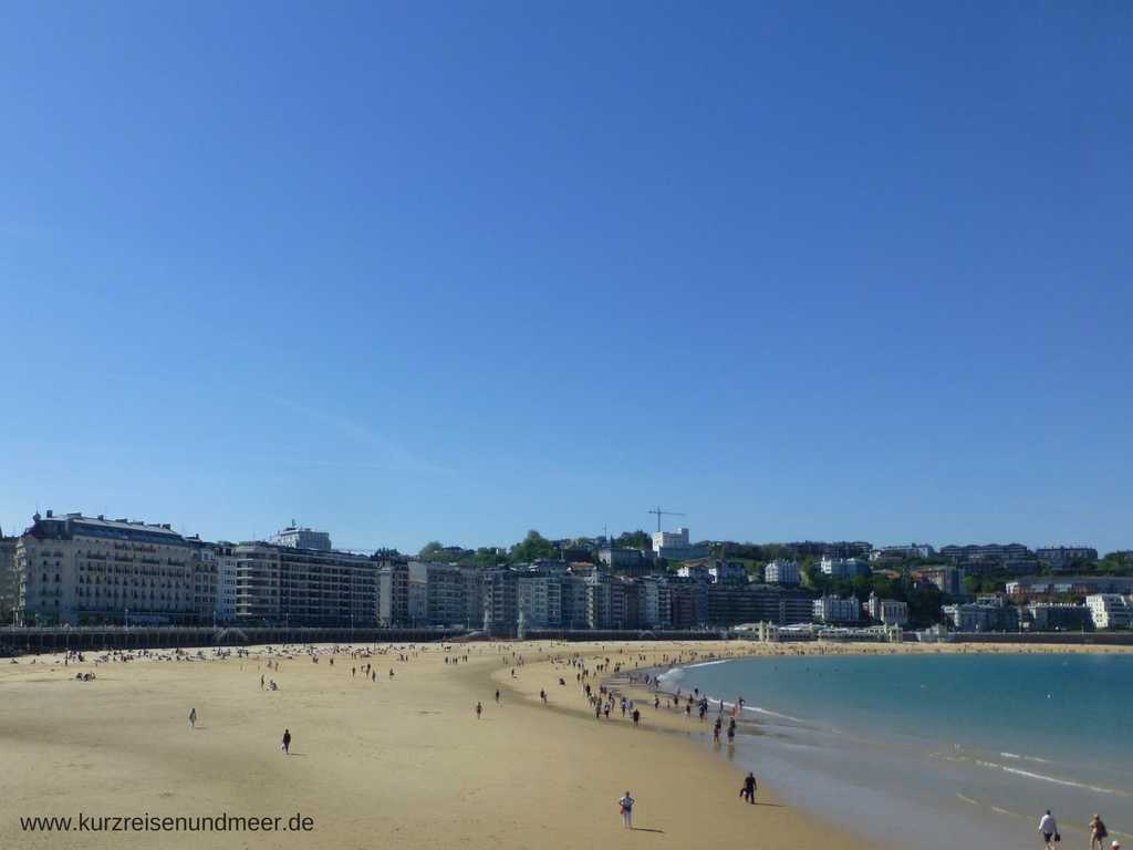 Die Playa la Concha