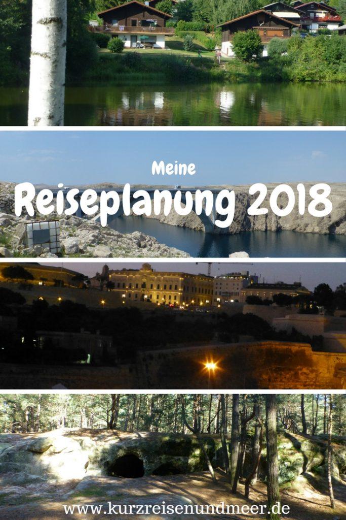 Wohin reist Du in 2018? Lies' hier über meine Reisepläne für 2018. Vielleicht ist auch etwaas für Dich mit dabei!