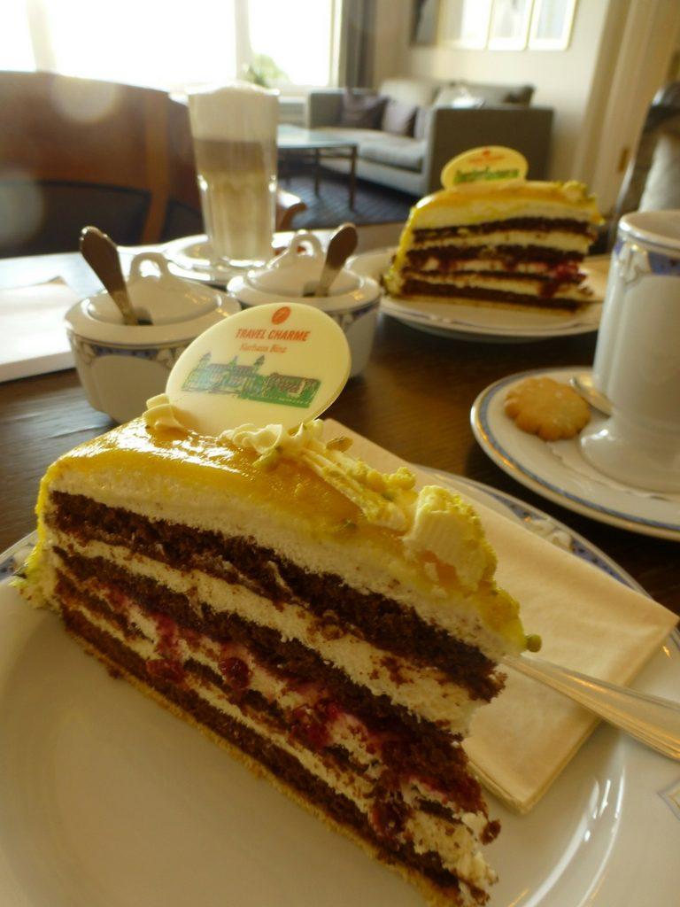 Leckere Kurhaus-Torte vom Kurhaus Binz