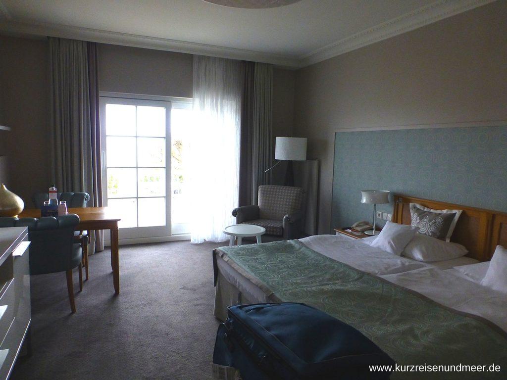 Ein wunderbares Zimmer mit Ostseeblick im Kurhaus Binz