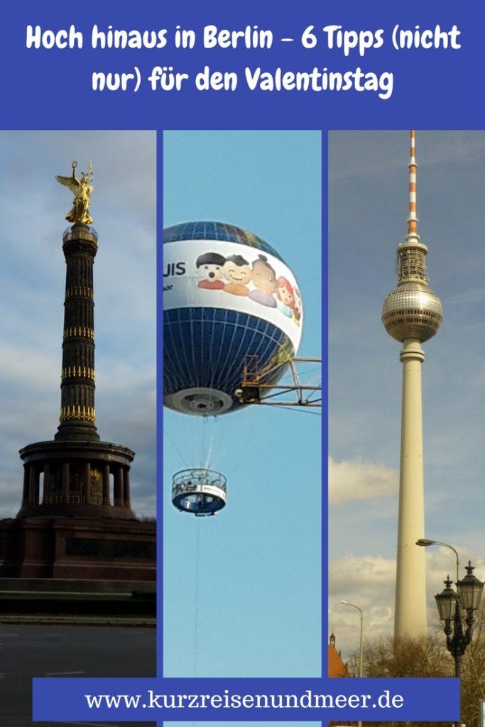 Möchtest Du Berlin von oben sehen? Hier sind 6 Tipps, von wo aus das am besten geht!